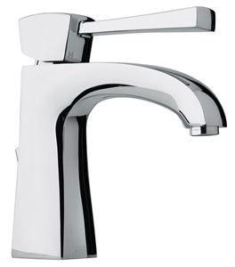 """Picture of   11211 Single hole lavatory faucet with 1 1/4"""" pop up waste"""