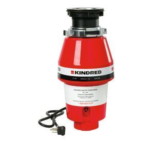 Picture of KINDRED WASTE DISPOSERS/GARBURATOR