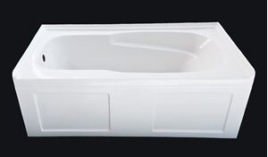 Picture of OZISS-2 SKIRTED TUB MADE IN CANADA