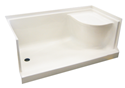 Picture of   Ellis 60 x 32 Acrylic Shower Base