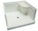 Picture of   Ellis 42 Acrylic Shower Base